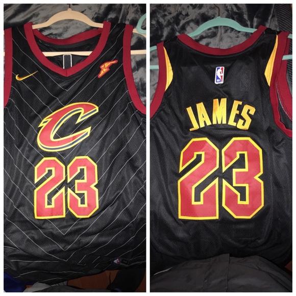 online store 9aa21 e814c LeBron James Cleveland Cavaliers Jersey Men's